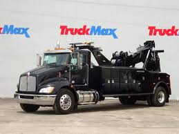 Class 7 Class 8 Heavy Duty Wrecker Tow Trucks For Sale
