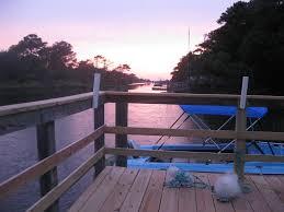 Crab Pot Christmas Trees Davis Nc by Duffy U0027s Dock House With Deep Water Fishing Vrbo
