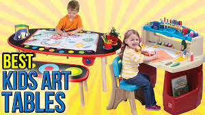Step2 Art Master Desk And Stool by 9 Best Kids Art Tables 2016 Youtube