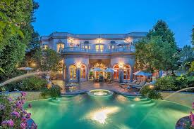 104 Beverly Hills Houses For Sale French Baroque Chateau Up