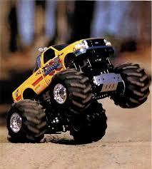 A Quick History Of Tamiya's Solid-Axle Monster Trucks - RC Car Action