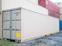 100 Shipping Containers 40 Double Door Buy Or Rent Containerwest