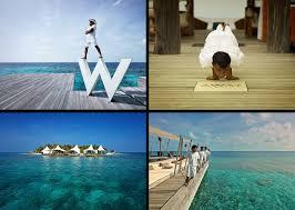 100 W Retreat Maldives Shooting The
