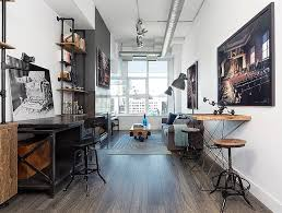 Narrow Space Turned Into A Gorgeous Home Office Design Rad