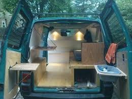 Camper Van Conversions 60