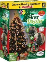 Ebay Christmas Trees With Lights by Christmas Tree Dazzler Light Show As Seen On Shark Tank 39 99