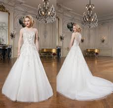 2015 christmas wedding dresses justin alexander a line sheer