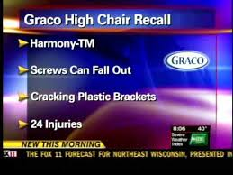 Graco High Chair Recall Contempo by Graco High Chair Recall Youtube