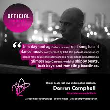 100 Darren Cambell Campbell Garage House Mix Series Listen Notes