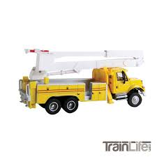HO Scale: International® 7600 Utility Truck W/Bucket Lift - Yellow ... Amazoncom Little Tikes Dirt Diggers 2in1 Dump Truck Toys Games 2017 Hess And End Loader Light Up Toy Goodbyeretail Intertional 4300 Altec Bucket C Flickr Long Haul Trucker Newray Ca Inc Sce Volunteers Cook Electric Made Of Food Cans 3bl Buy Bruder 116 Man Tga Low Online At Universe Decool 3350 King Steer Building Block Set Lloyd Ralston Ho Scale 7600 Utility Wbucket Lift Yellow Air Pump Crane Series Brands Products Www Lighted Ford F450 Xl Regular Cab Drw Service Body Lego Technic Lego 8071 Muffin Songs