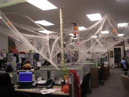 Office Cubicle Halloween Decorating Ideas by Good Halloween Decorating Ideas At Work On Home Design Ideas With