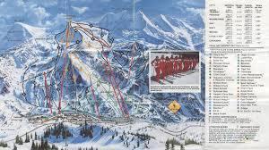 Snowbird Ski and Summer Resort SkiMap