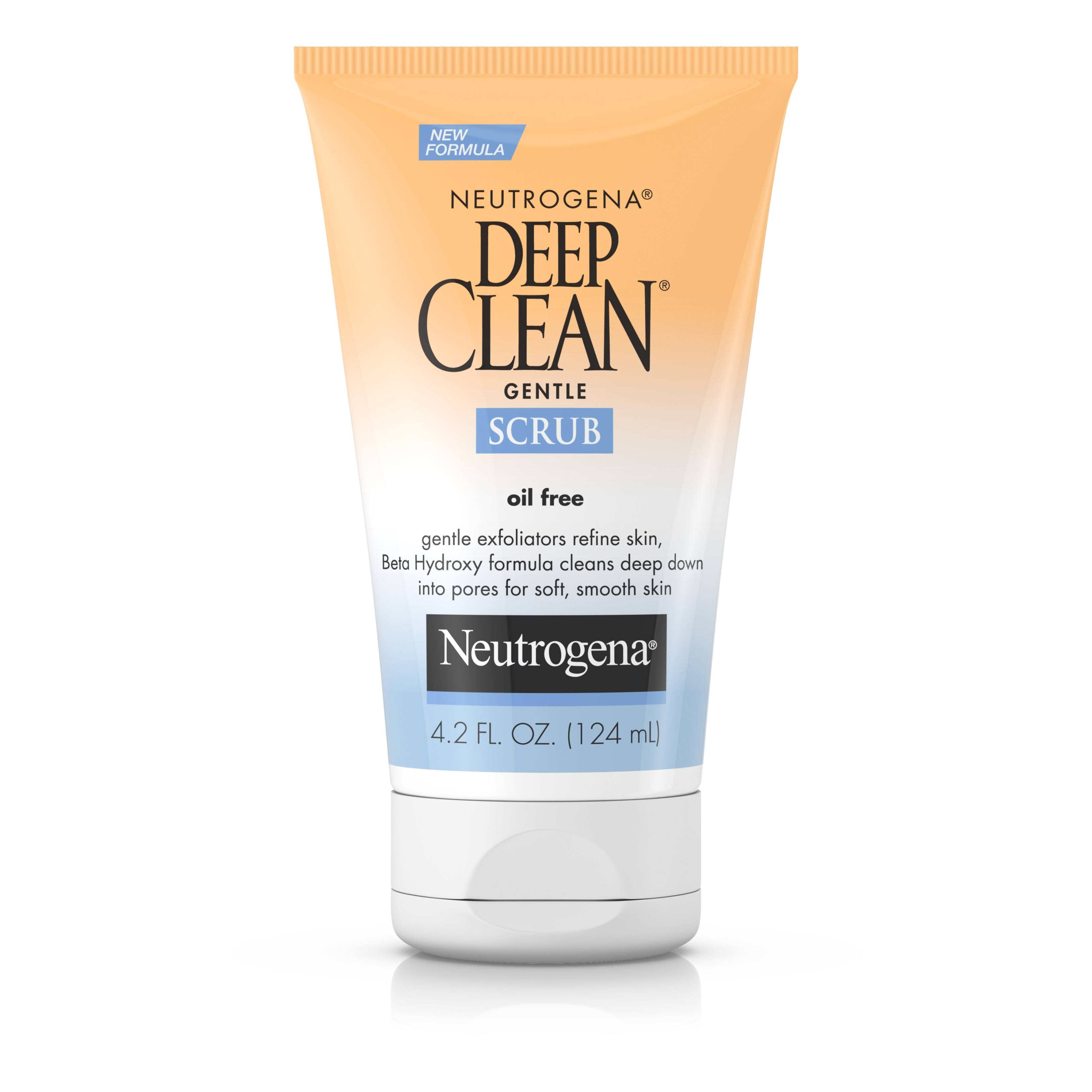 Neutrogena Deep Clean Gentle Facial Scrub