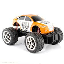 100 Bigfoot Monster Truck Toys RC Car 4CH Car Raptor Cross Country Racing Car Remote
