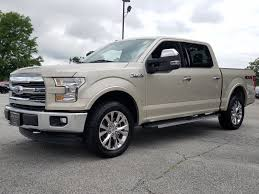100 Autotrader Trucks Certified 2017 Ford F150 4x4 SuperCrew For Sale In Cumming