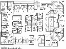 fice 4 Operatory fice Floor Plan Design Area Simple
