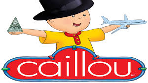 Caillou In The Bathtub Ytp by Caillou Parody Youtube