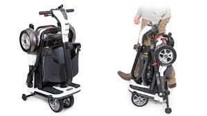 go go folding scooter 4 wheel