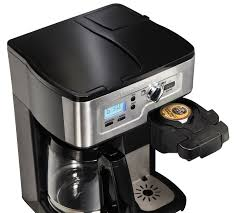 Hamilton Beach 49983 2 Way FlexBrew Single 12 Cup CoffeeMaker W 20 K Kup Holder