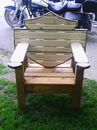 Harley Davidson Lawn Chair
