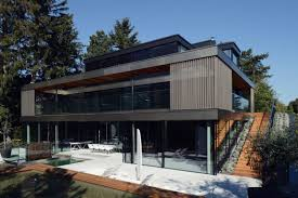 All About The Outdoors: Energy-Efficient Multi-Level Home In Vienna Savannah Ii Home Design Plan Ohio Multi Level Floor Homes For Sale Multilevel Goodness Modern With A Dash Of Mediterrean Dazzle Roanoke Reef Floating A In Seattle Best 25 Split Level Exterior Ideas On Pinterest Inoutdoor Garden House El Salvador Fabulous Multilevel Victorian Townhouse Renovation In Ldon Plans 85832 Trail Green Melbournes Suburb Courtyard By Deforest Architects Living Room