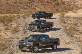 2018 Chevrolet Silverado 3500, Ford F-350, Ram 3500: Which 1-Ton Won ...