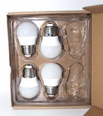 lohas led g14 light bulb 3w daylight white 5000k energy saving