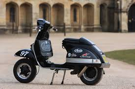 The Timeless Vespa PX Road Tests 2Commute