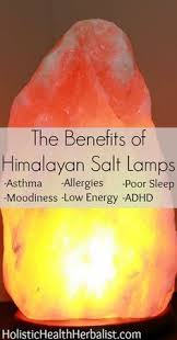 Himalayan Ionic Salt Lamp 9 reasons to have a himalayan salt lamp in every room in your home