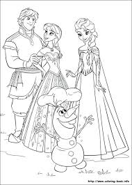 Full Image For 35 Frozen Pictures To Print And Color Last Updated July 10th Valentine