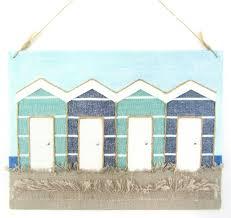 Beach Hut Themed Bathroom Accessories by Beach Huts Sign Beach Huts Wall Art Beach Huts Decor