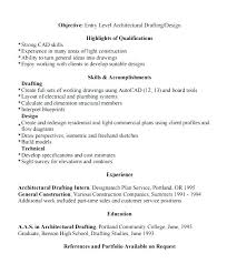 Drafter Resume Cover Letter Entry Level Drafting Examples Resumes Functional Architectural On Sample Golden