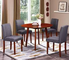 100 Round Oak Kitchen Table And Chairs Amazoncom HarperBright Designs Windsor Series Wood Dining