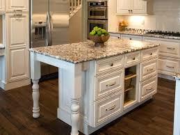 granite top kitchen island antiqued white kitchen island with