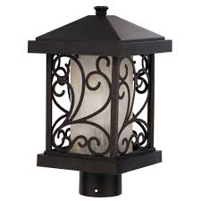 progress lighting cypress collection 1 light forged bronze outdoor