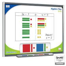 amazon com eai education algebra tiles introductory classroom kit