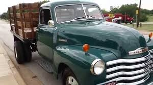 1948 Chevrolet 3800 Series Stake Bed Truck - YouTube 1954 Chevrolet Panel Truck For Sale Classiccarscom Cc910526 210 Sedan Green Classic 4 Door Chevy 1980 Trucks Laserdisc Youtube Videos Pinterest Scotts Hotrods 4854 Chevygmc Bolton Ifs Sctshotrods Intertional Harvester Pickup Classics On Cabover Is The Ultimate In Living Quarters Hot Rod Network 3100 Cc896558 For Best Resource Cc945500 Betty 4954 Axle Lowering A 49 Restoring