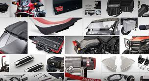 Honda Genuine Accessories and Gear Honda Powersports