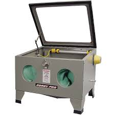 Bead Blast Cabinet Vacuum by Hobby Pro Hp 50 Bench Top Blast Cabinet Tp Tools U0026 Equipment