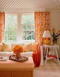 15 bright fall decorating ideas warming home interiors with orange