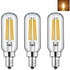 century light 4w edison led filament tubular bulb