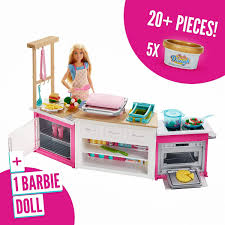 Barbie And Ken Cooking Baking Dolls Now Dolls Like To Bake And