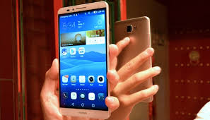 Recent News Technology Huawei Ascend Mate 7 – 6 inch smartphone