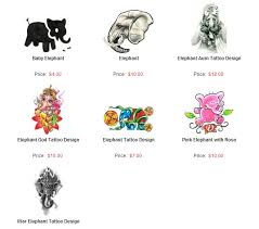 Elephant Tattoo Meanings