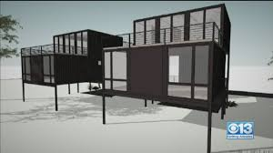 100 Shipping Container Apartments Industrial Chic Homes Proposed For Freeport