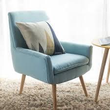 nordic minimalis einzelne sofa stuhl sessel wohnzimmer stuhl