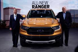 100 Ford Compact Truck See What The New Ranger Will Look Like In 2019 Houston Chronicle