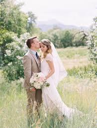 LWD Bride Annies Rustic Garden Wedding Little White Dress