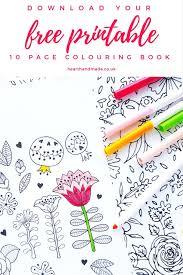 The Best Supplies For Printable Coloring Sheets