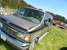 Mp15276 1993 Ford E150 Van 50automatic 159803miles Elmers Auto Salvage